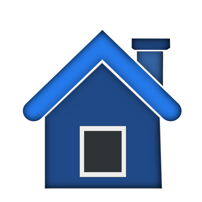 800x800 Home Real Estate Clip Art Free