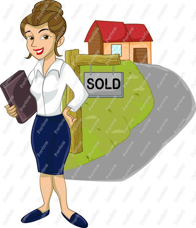 687x800 Real Estate Clip Art Woman