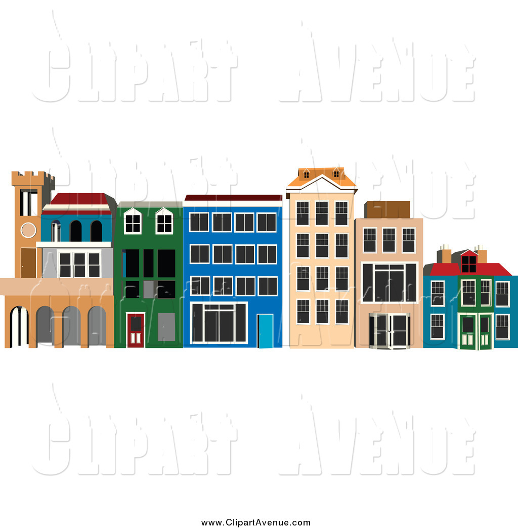 1024x1044 Commercial Real Estate Clipart