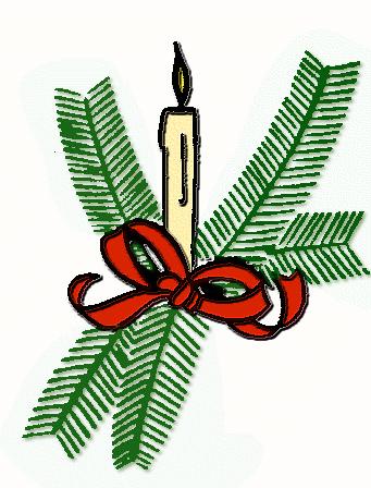 341x448 Free Christmas Tree Clipart
