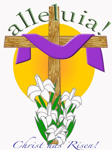 450x604 Christian Easter Clipart