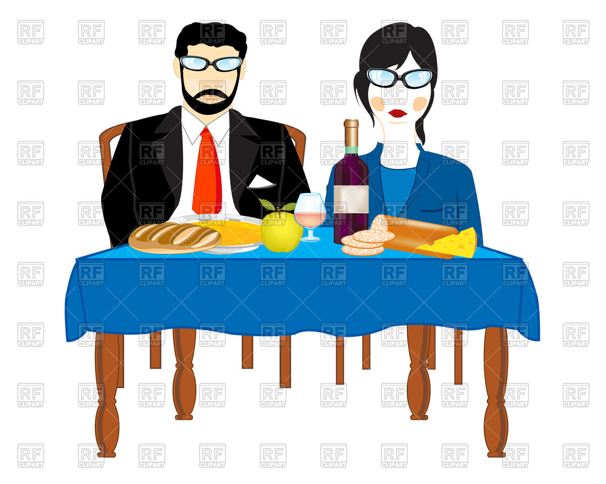 1200x960 Man And Woman Sit