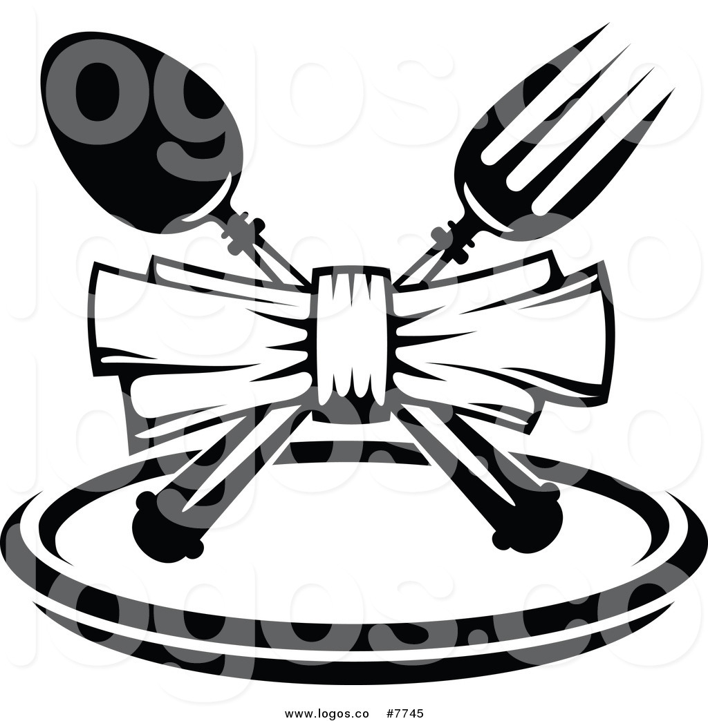 1024x1044 Royalty Free Clip Art Vector Black And White Dining Restaurant