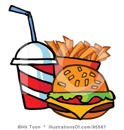 400x420 Free Fast Food Clipart