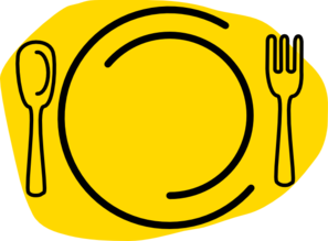 297x219 Restaurant Meal Clip Art