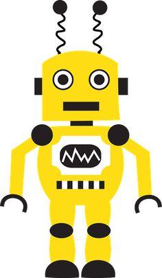 236x405 Robot Clip Art
