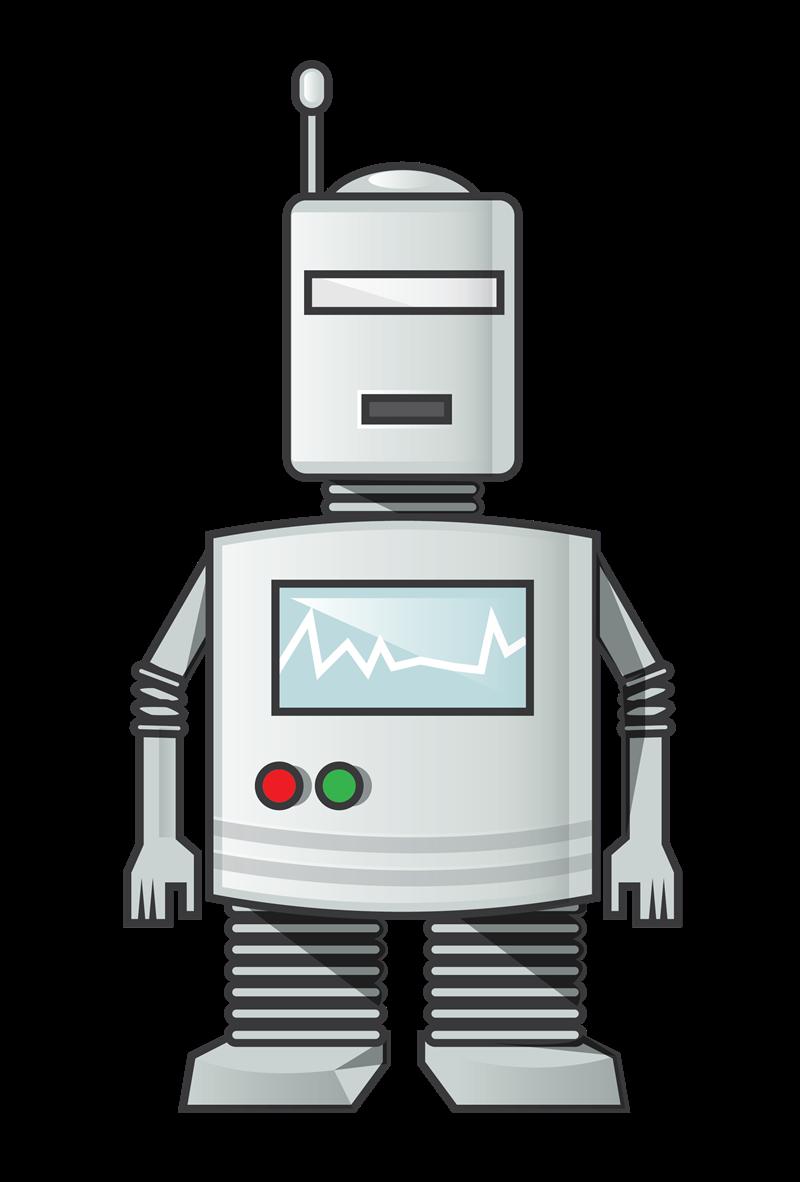 800x1182 Robot Clip Art Clipart Image