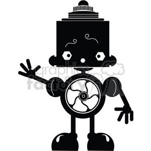 300x300 Royalty Free Robot Boy 02 394080 Vector Clip Art Image