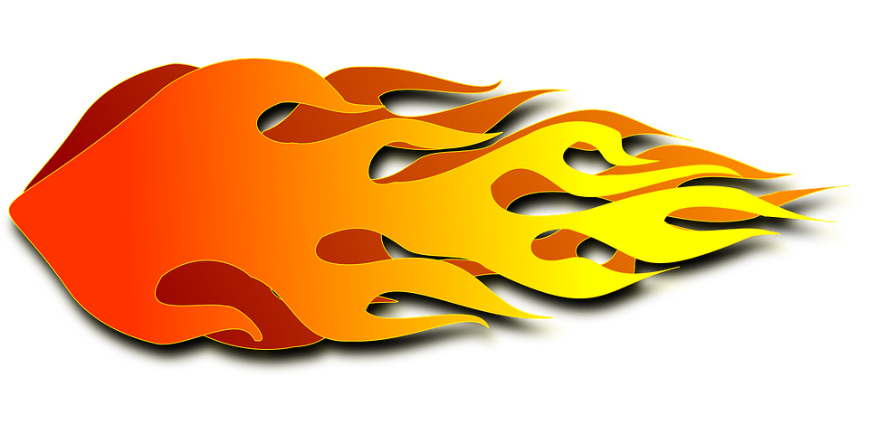 960x480 Rocket Clipart Rocket Fire