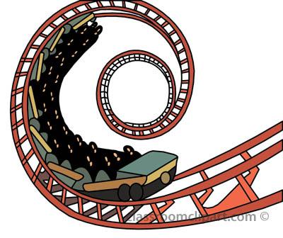 400x336 Roller Coaster Clipart Clip Art Rollercoaster 551908