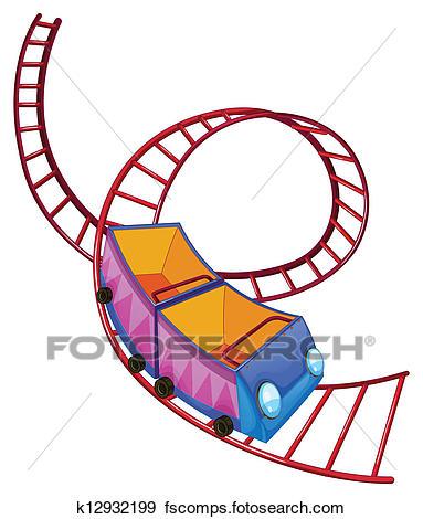 383x470 Roller Coaster Clip Art Royalty Free. 1,971 Roller Coaster Clipart