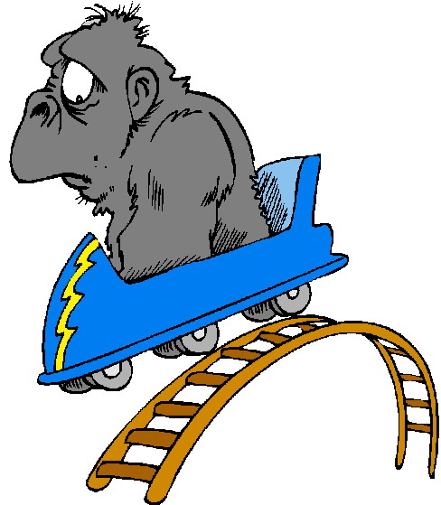 488x559 Roller Coaster Rolleraster Clip Art Rollercoaster Clipart 3 3