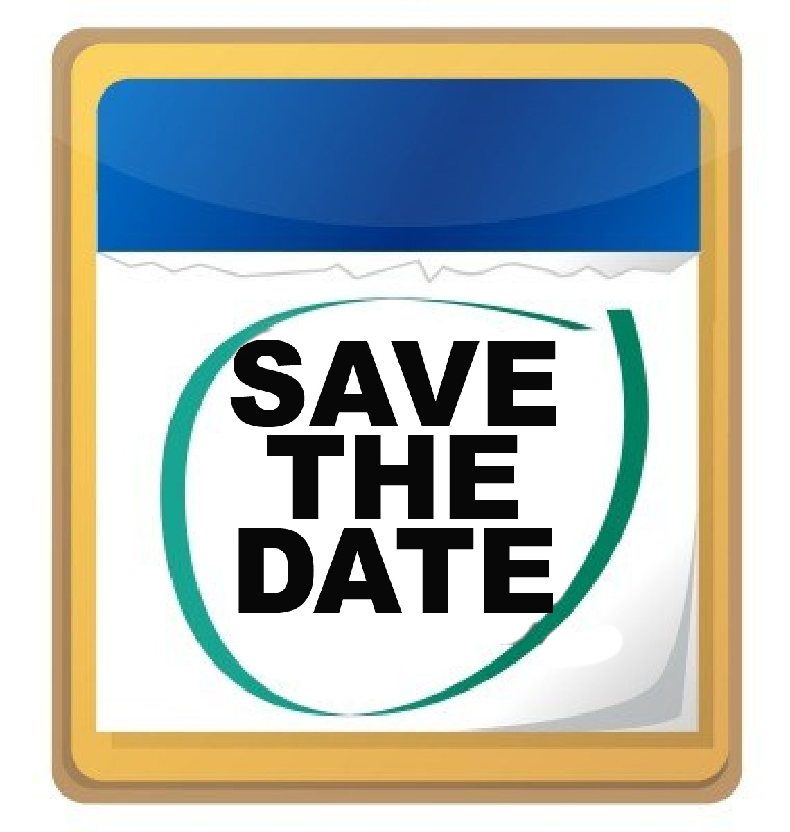 save the date clipart free hostted 2 clipartix