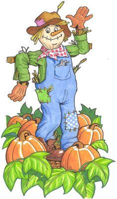 236x399 Scarecrow Autumn Clip Art And Images On Clip Art Digi Stamps 2