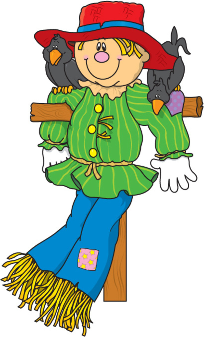 800x1320 Scarecrow Clip Art For Kids Free Clipart Images 4 Scarecrow