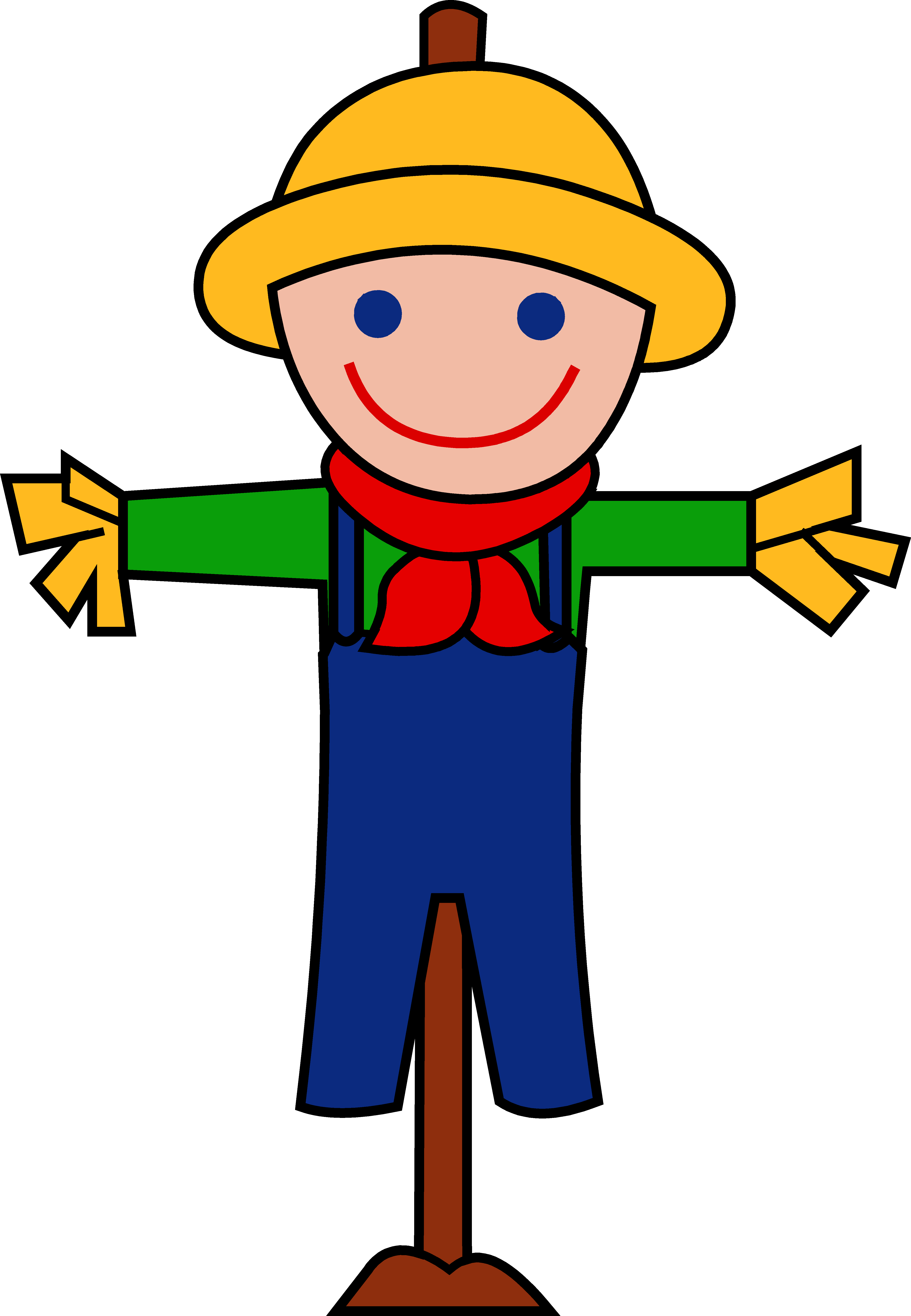 Free Scarecrow Clipart | Free download on ClipArtMag