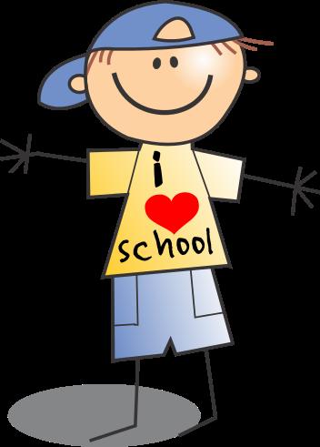 352x491 Cute school clip art free clipart images 2
