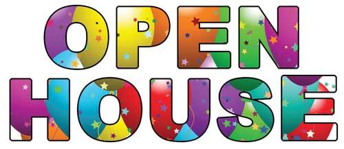 500x217 School Open House Clip Art