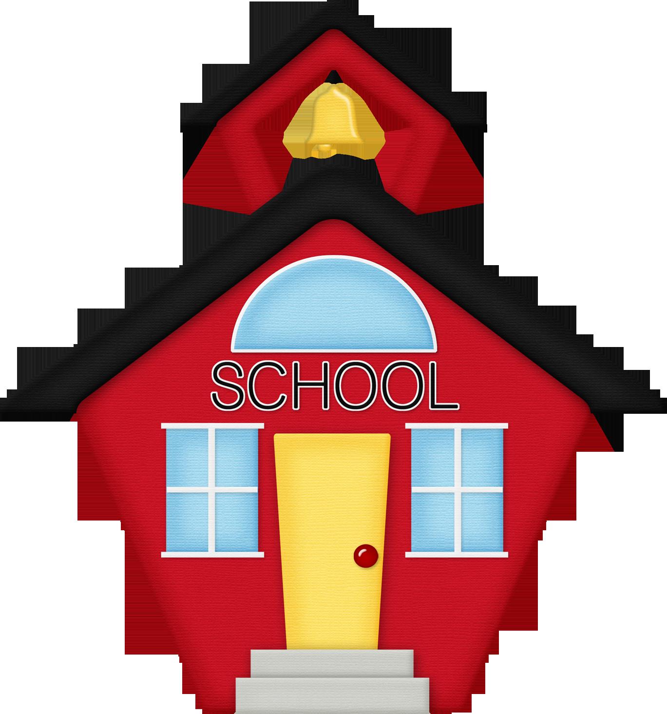 1369x1465 Schoolhouse School House Clip Art Free Clipart