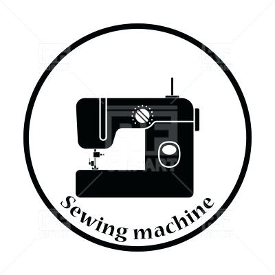400x400 Sewing Clipart Vintage Sewing Sewing Machine Clip Art Images Free