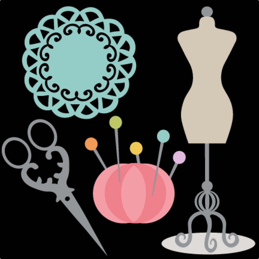 1024x1024 largesewing setBest Of PNG sewing clip art free Illustrations