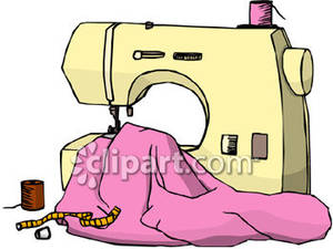300x225 Machine With Pink Fabric