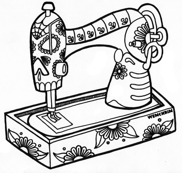 736x700 Sewing Machine 0 Images About Sewing Clip Art On 2 2