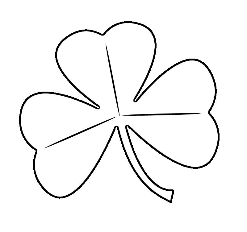 800x752 Free St. Patrick's Day Shamrocks Clip Art Images Internet