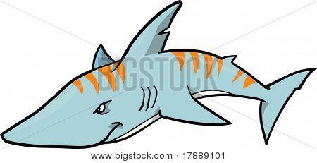 450x231 Tiger Shark Clipart Friendly Shark
