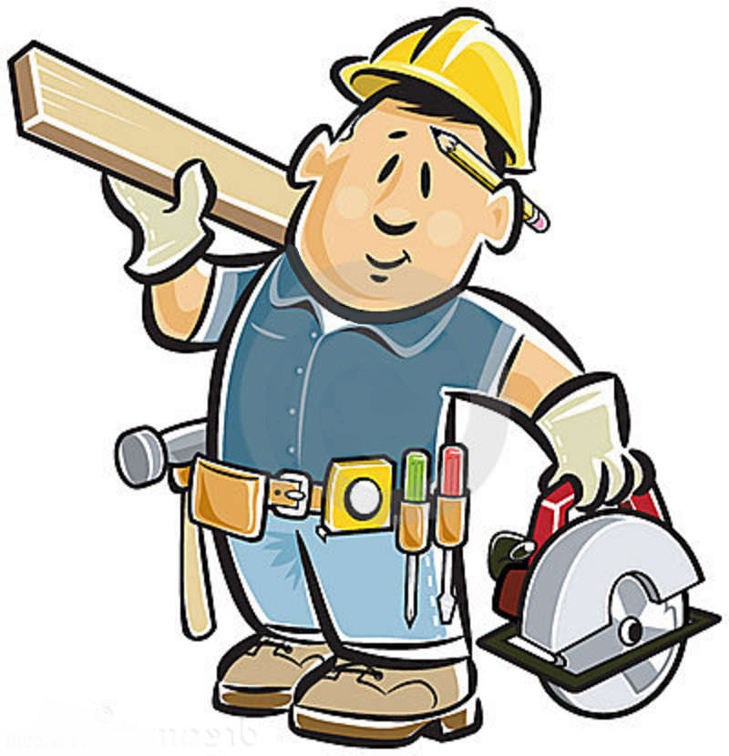 800x830 Handyman Free Download Clip Art On Clipart Library