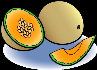 400x291 Image Melon Food Clip Art