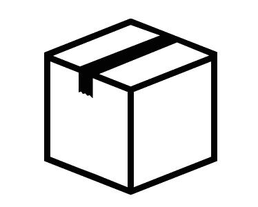 374x300 Box Clipart Shipping Box