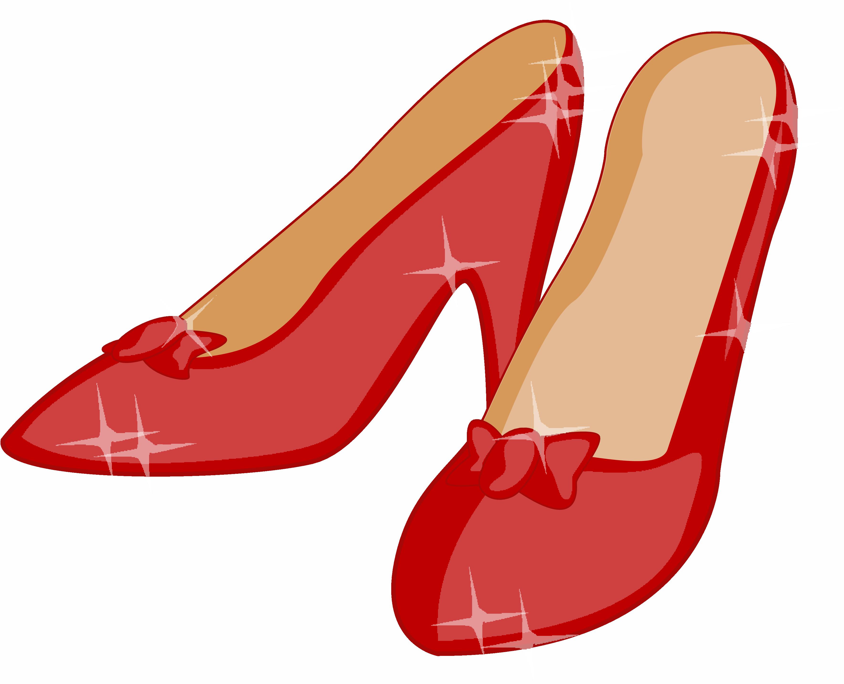 3538x2870 Clip Art Shoes