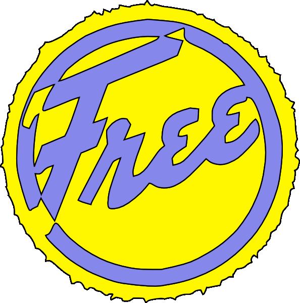 594x599 Free Sign Symbol Clip Art