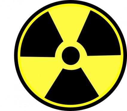 425x372 Radioactive Sign Clip Art Vector Clip Art Free Vector Free Download