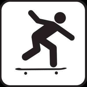 300x300 Skateboard Clipart 1955919