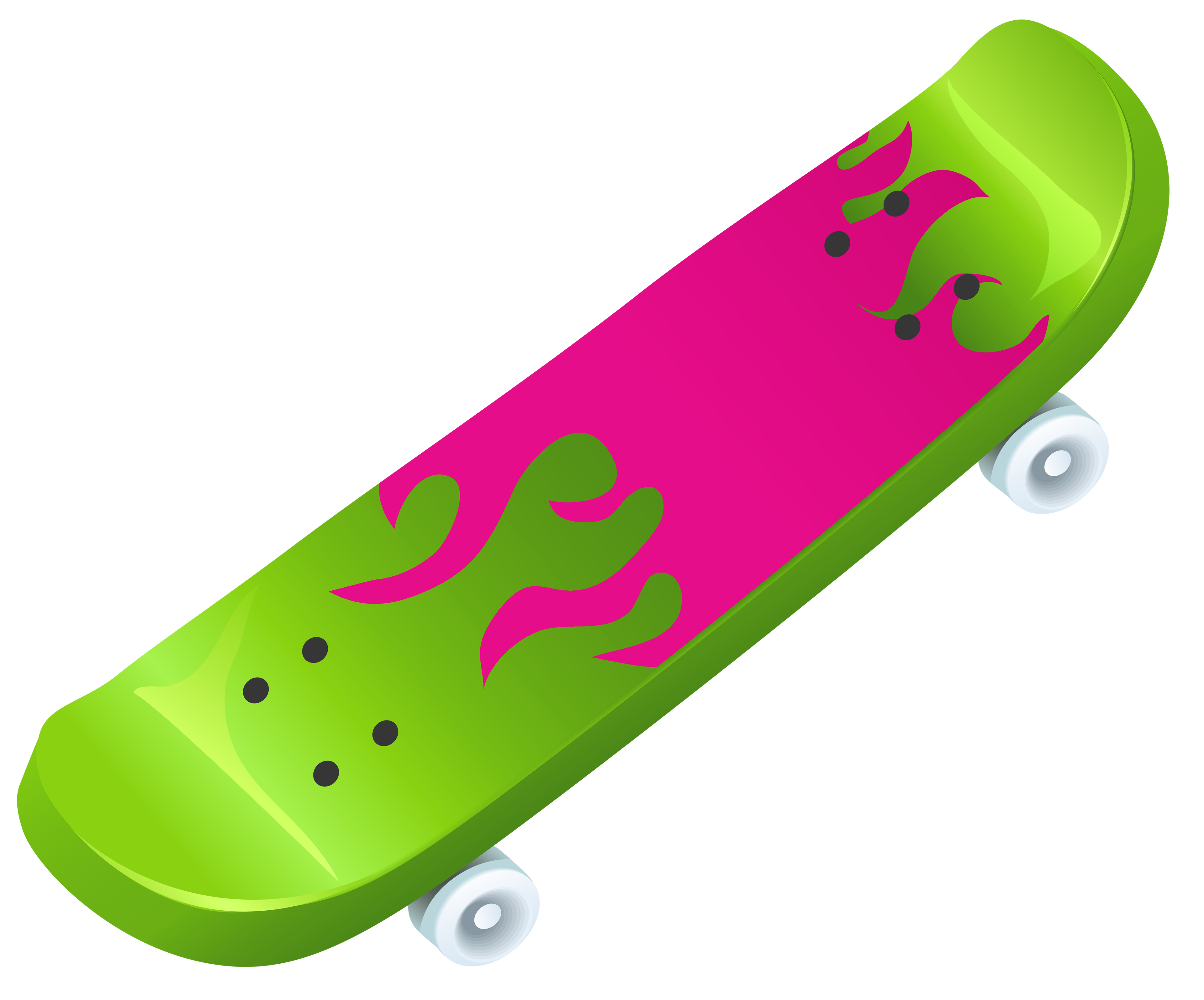 3840x3191 Skateboard Clipart Free Images Image 3