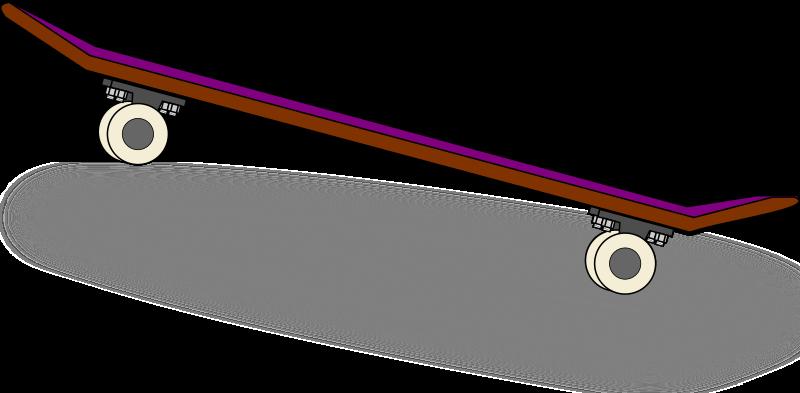800x393 Skateboarding Clipart Skateboard 2