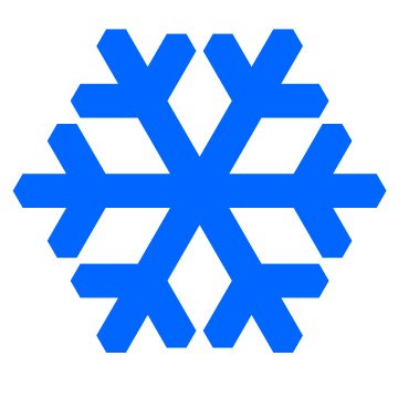 360x360 Snowflake Clip Art Images Free Clipart