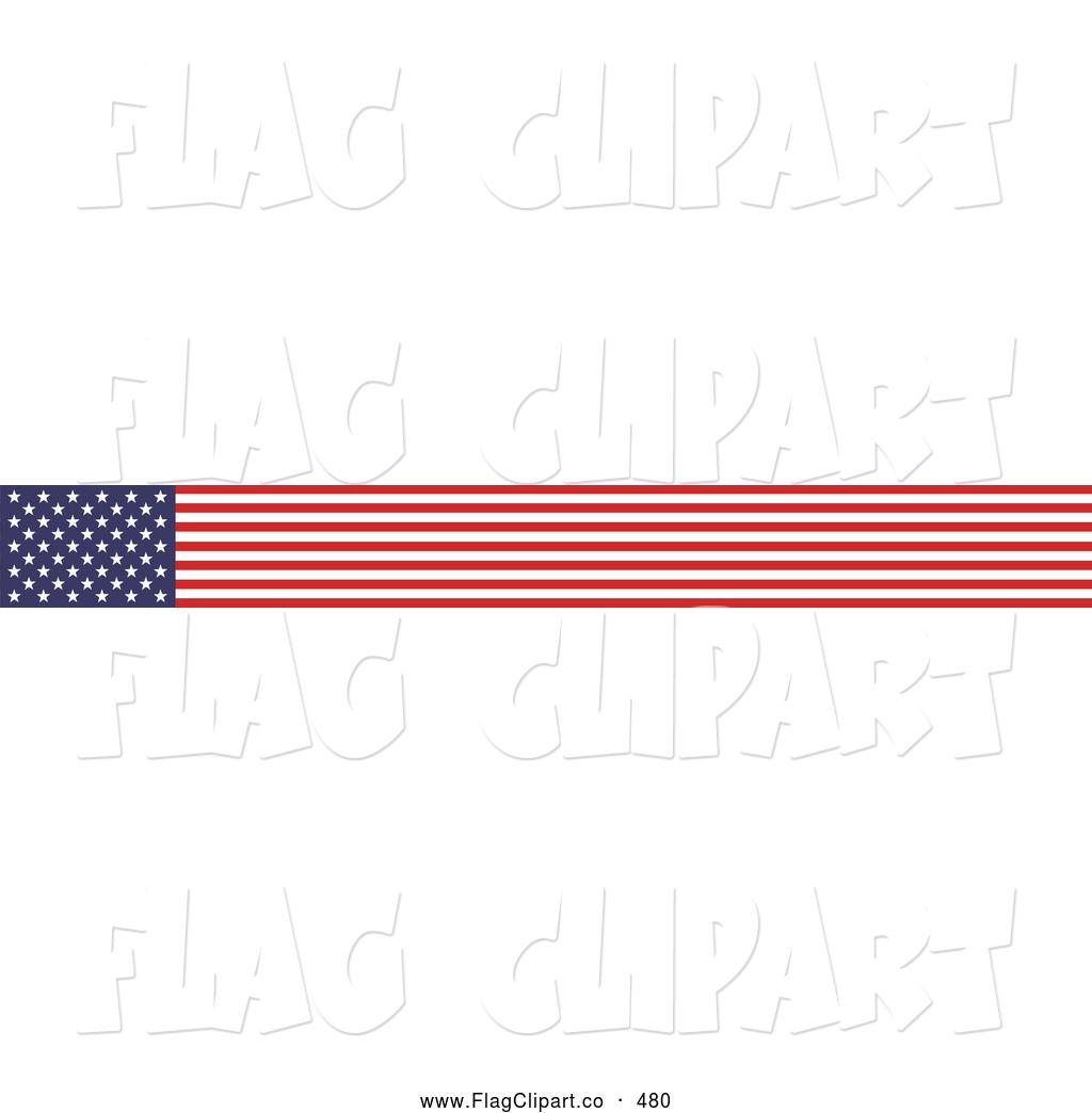 1024x1044 American Flag Border Clipart