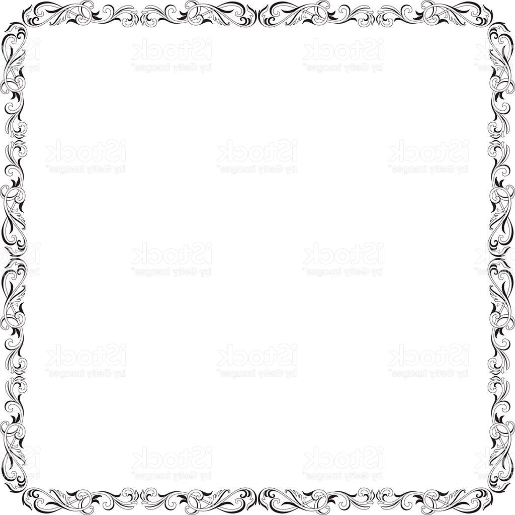 1024x1024 HD Square Border Holiday Vector Images » Free Vector Art, Images