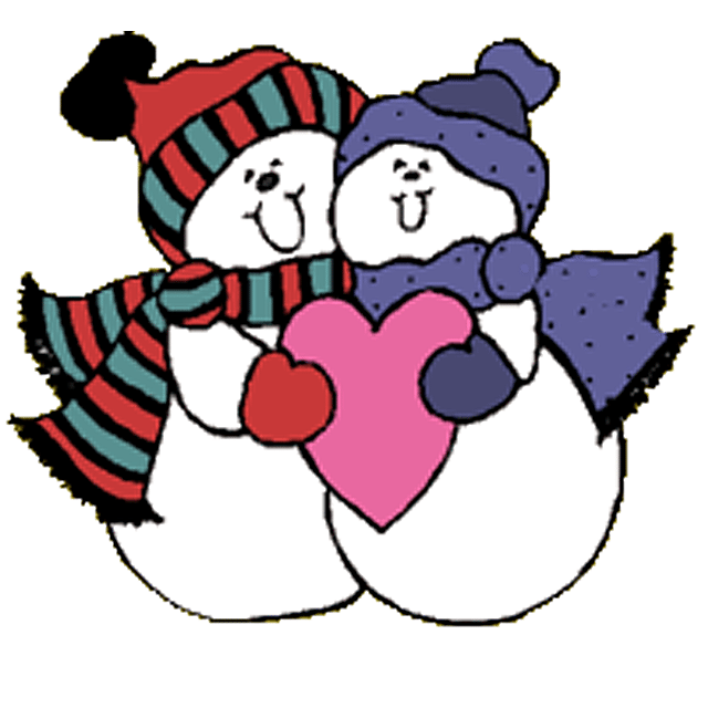640x640 Graphics For Valentine Snowman Clip Art Graphics Www