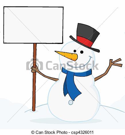 436x470 Free Clipart Snowman