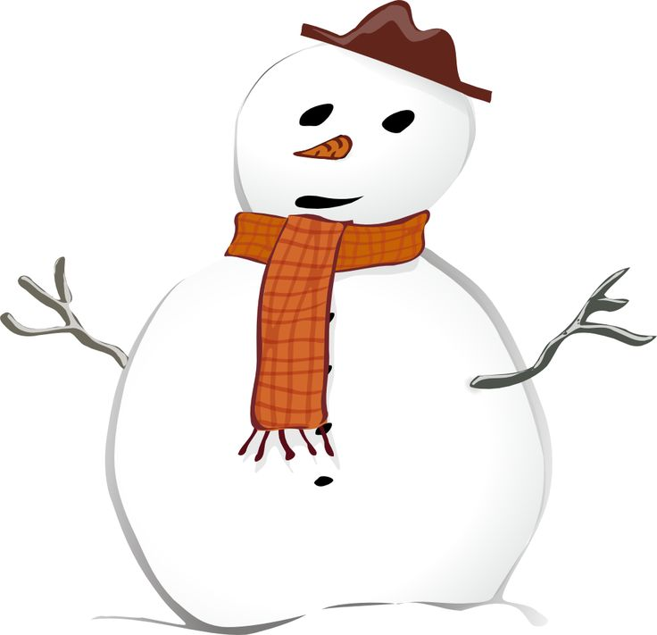 736x711 Images Of Snowmen