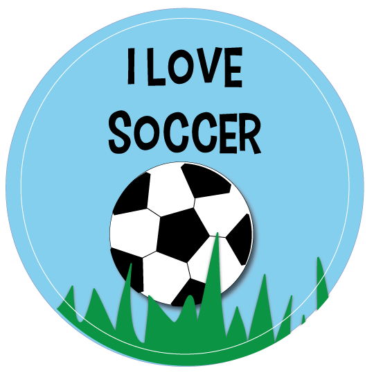 540x541 Soccer Ball Clipart To Use For Team Parties, Sporting Events,