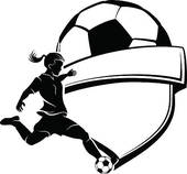170x158 Soccer Clip Art