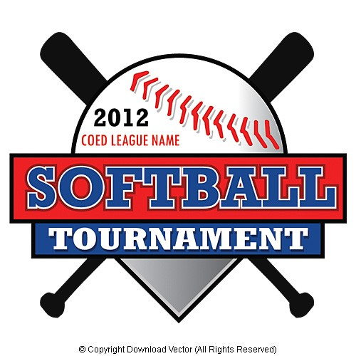 500x500 Softball Clipart, Suggestions For Softball Clipart, Download