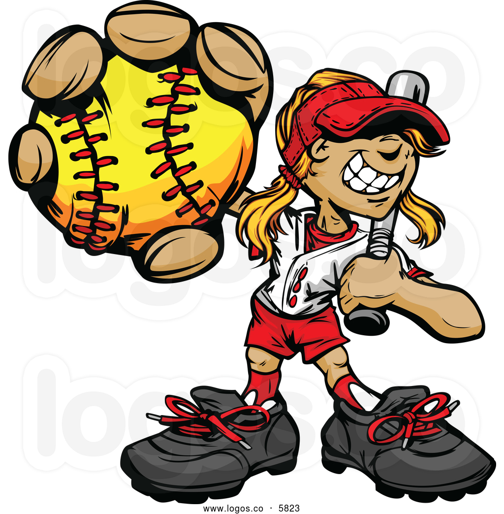 Free Softball Clipart Download Free Download Best Free