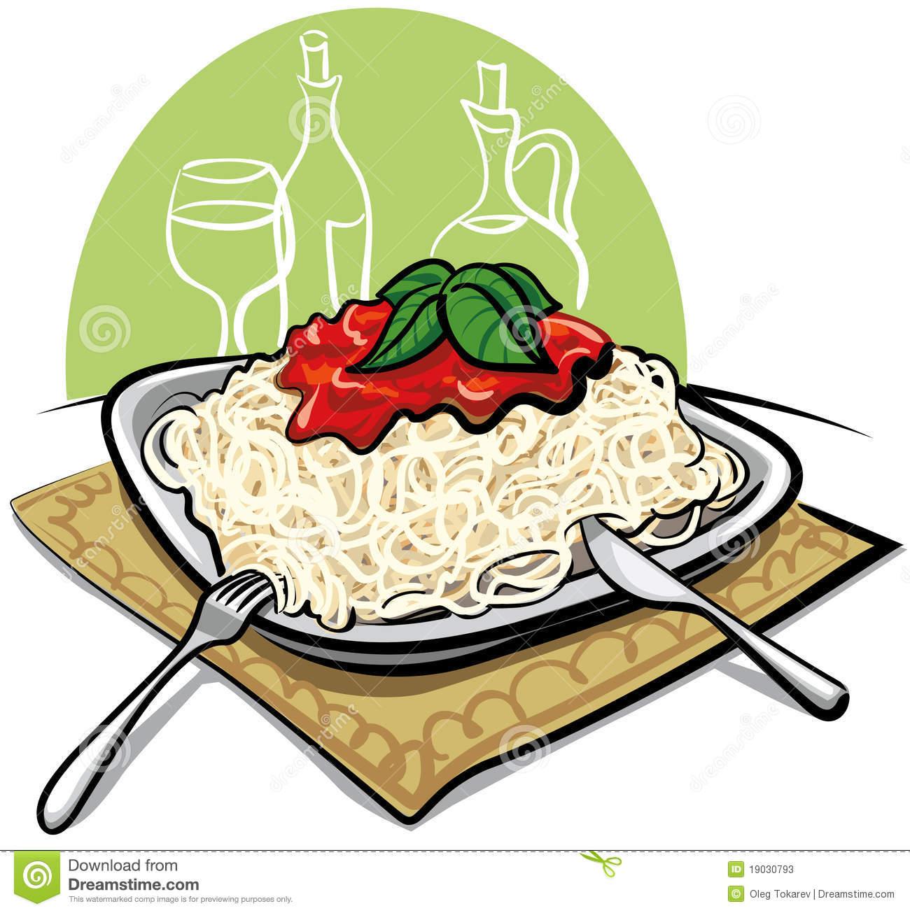 1300x1305 Spaghetti Clipart Noodle