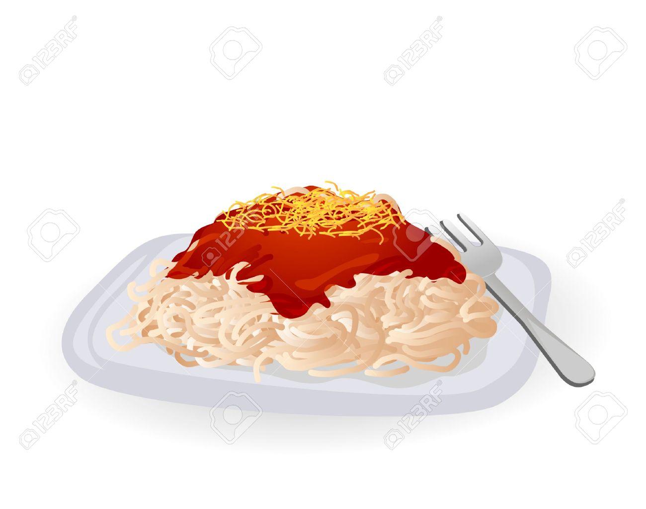 1300x1025 Best Spaghetti Clipart